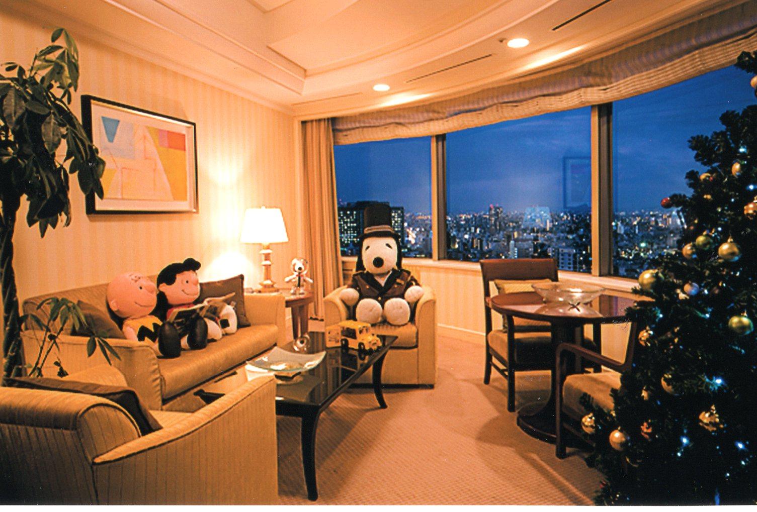ホテル 大阪 スヌーピー 帝国